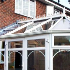 Fascia, Conservatory & uPVC Cleaning