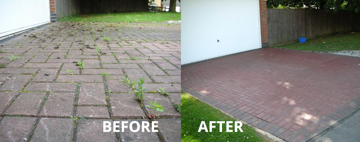 Driveways, Patios & Decking