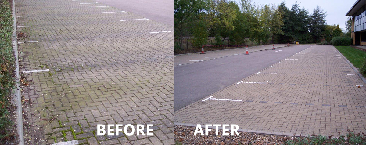 car park cleaning aberdeen and Aberdeenshire