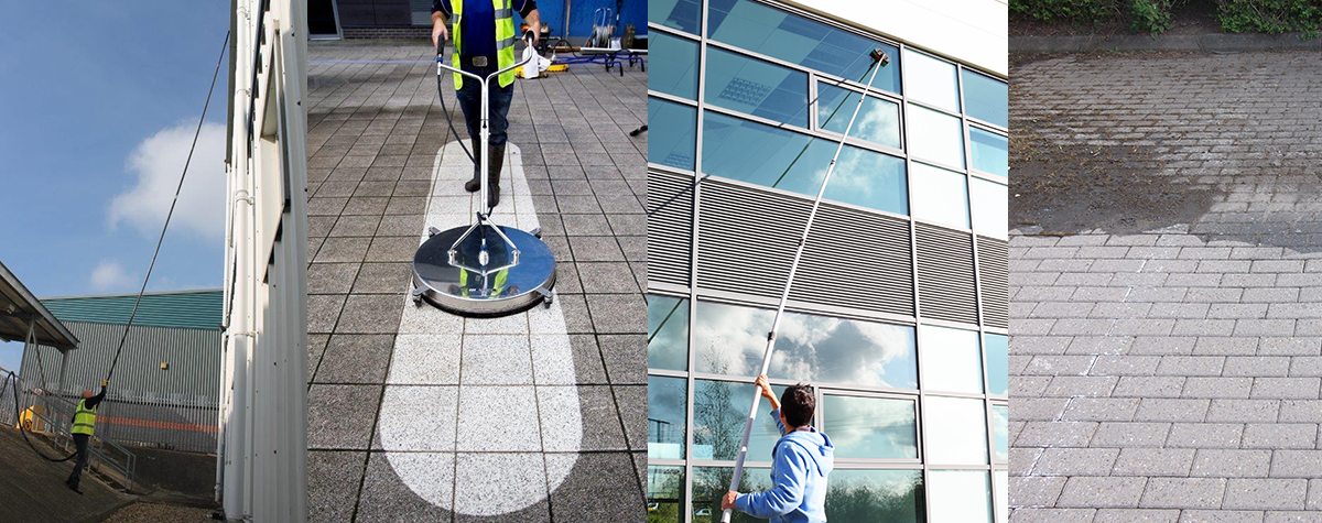 commercial building cleaning in Aberdeen and Aberdeenshire